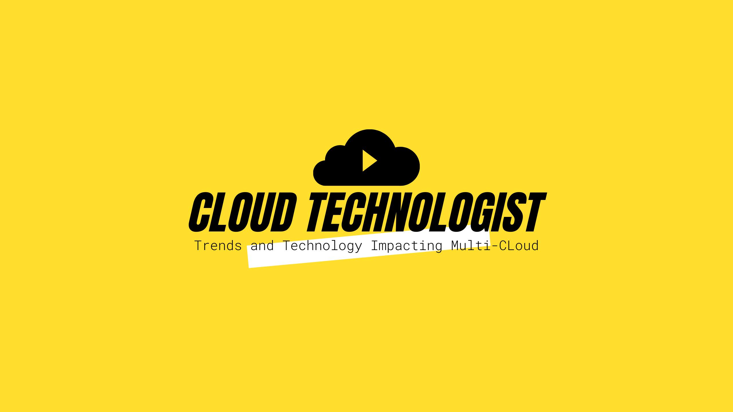 Cloud Technologist Show – E2 – Cloud Operating Model